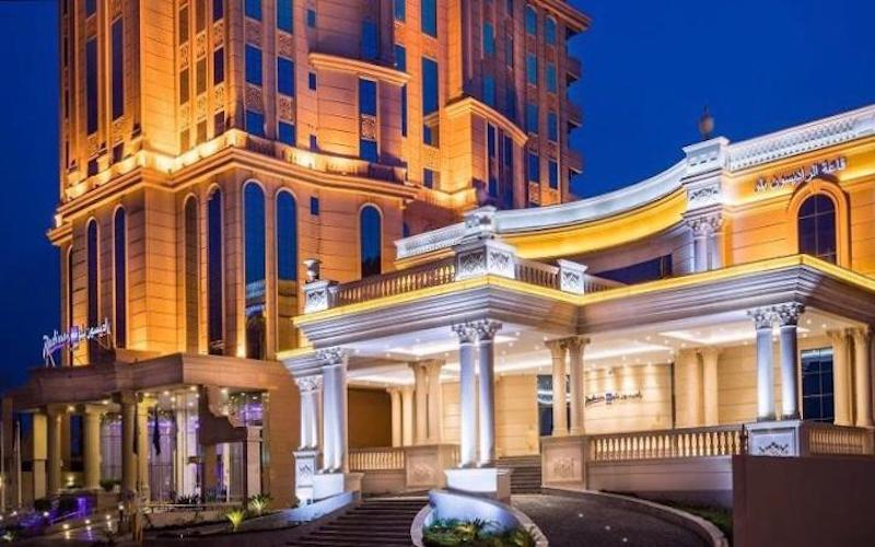 الخصم الذهبي - فندق راديسون بلو بلازا - جدة